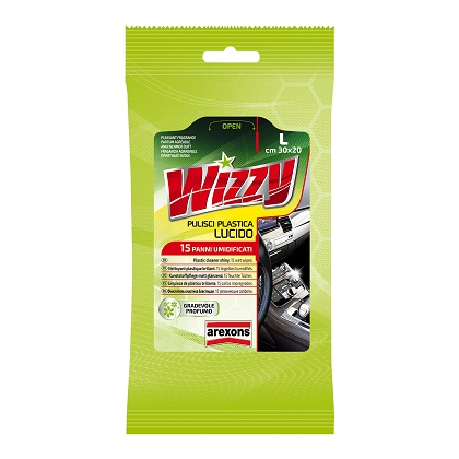 Wizzy Plastic Cleaner Shine