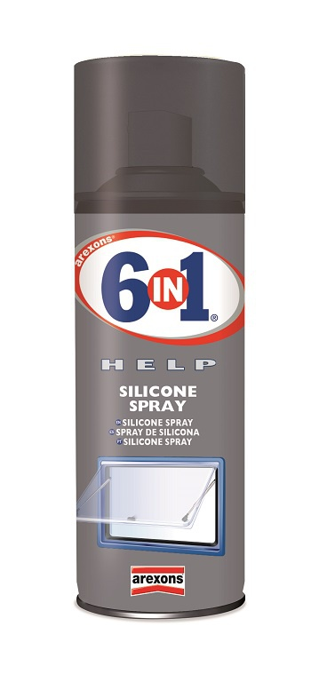 6in1 Help Silicone Spray