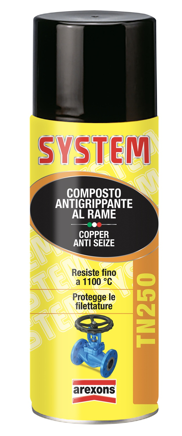 System tn 250 composto antigrippante ml 400