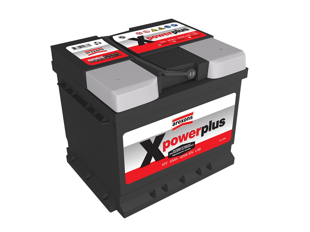 Batteria Auto X Power Plus