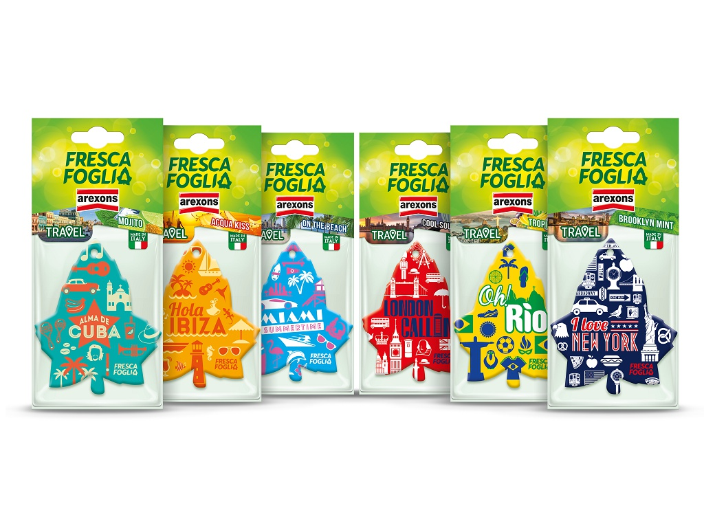 Fresca Foglia Travel Collection