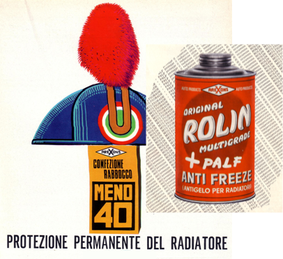 Rolin Fluid Anti-freeze