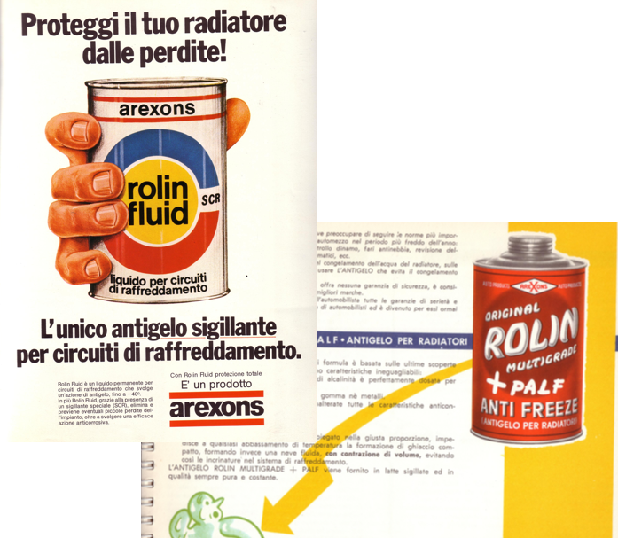 Rolin advertising